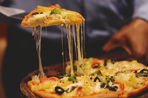 How Cheese Pizza Brings Life Into a Pizza