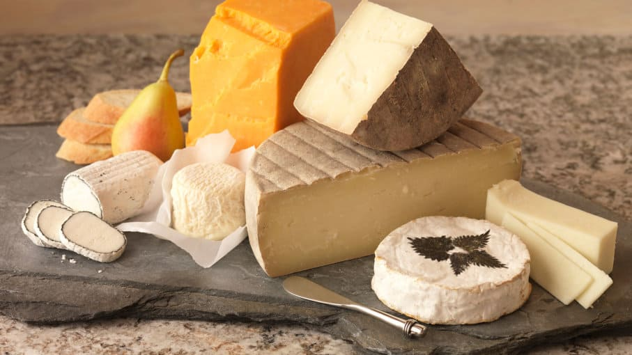 Get An Idea About The Varieties Of Cheese