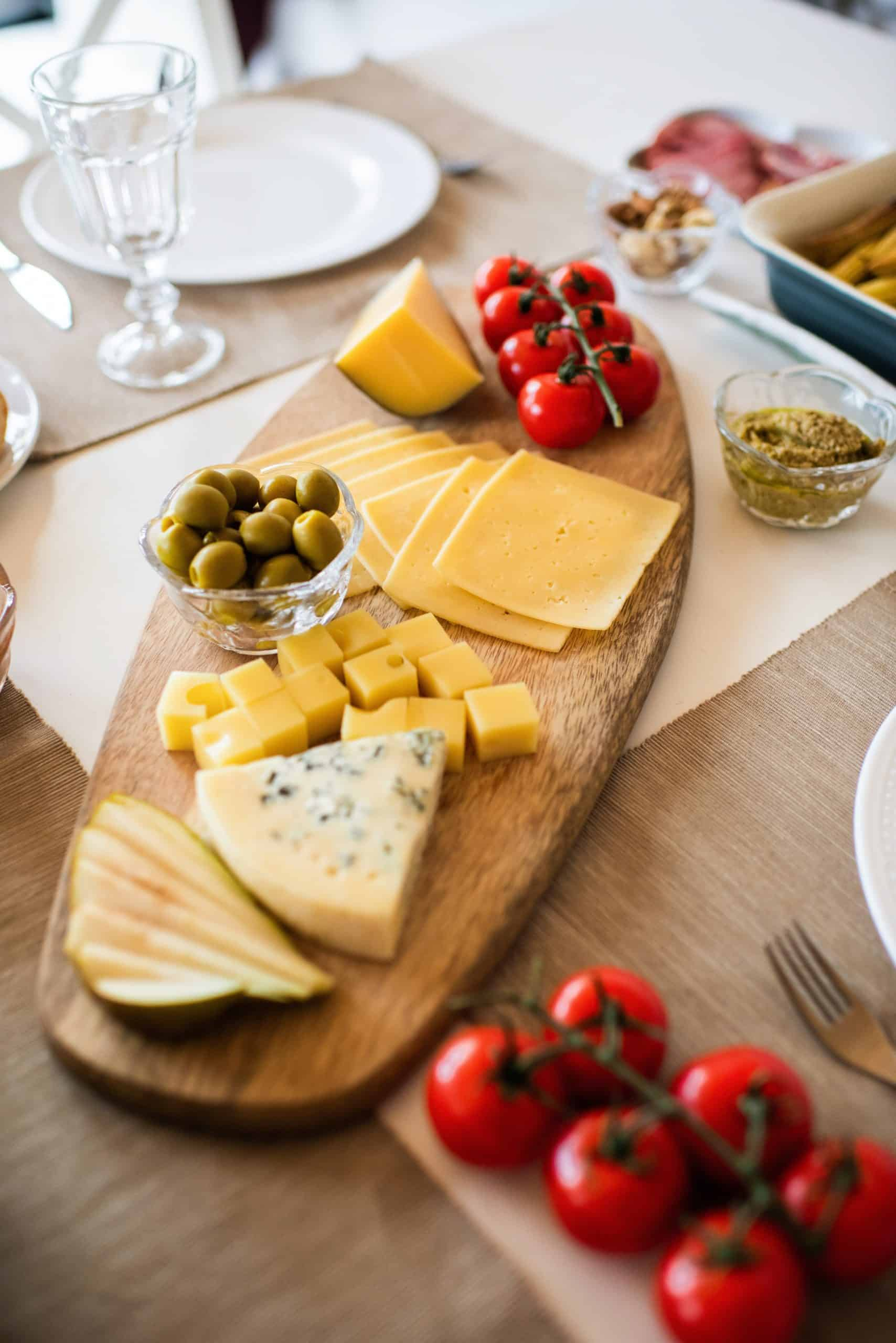 Finding The Best Cheese For Your Recipe